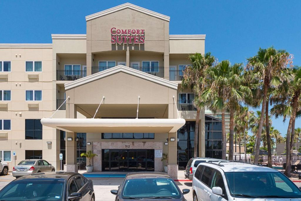 Comfort Suites South Padre Island, South Padre Island ...