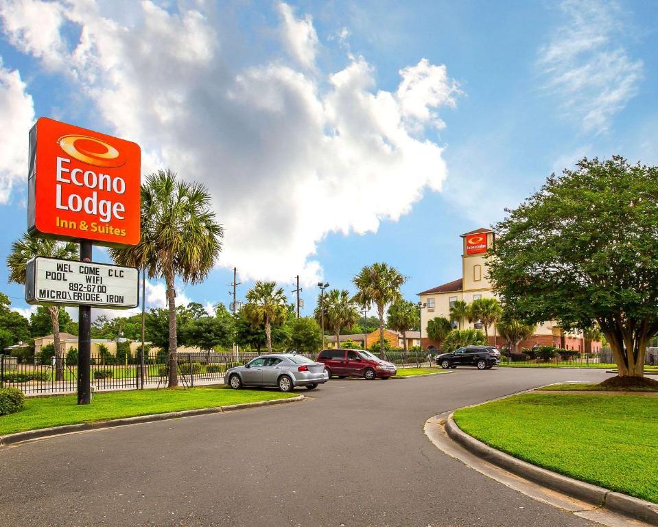 Beaumont Fair 2020.Econo Lodge Inn Suites Beaumont Tx Booking Com