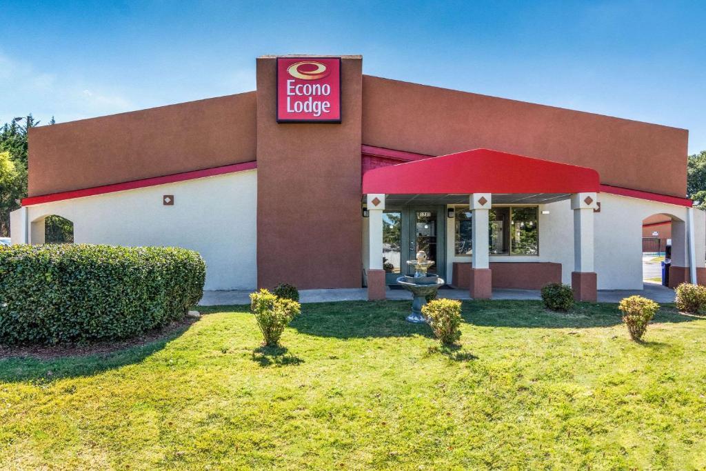 Econo Lodge Gastonia Nc Booking