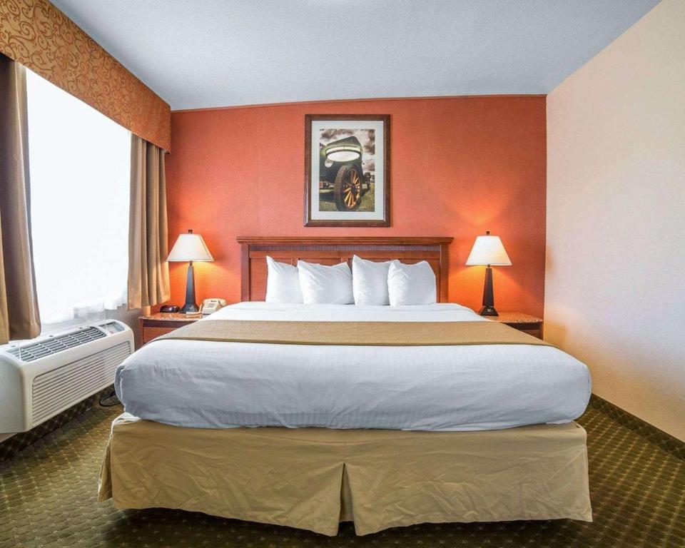 Quality Inn Winnemucca- Model T Casino