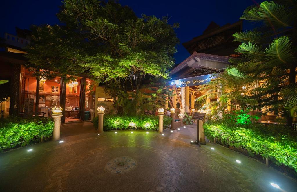 Shanaya Beach Resort Spa Phuket Patong Beach Thailand