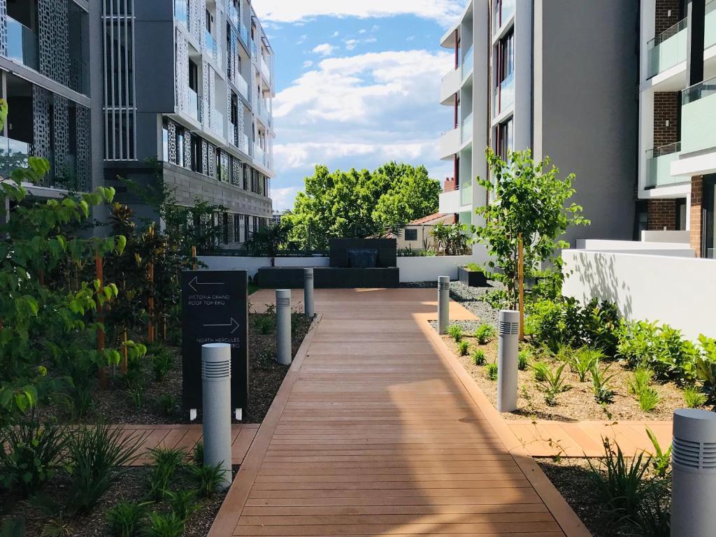 Mc85 Brand New 1 Bedroom Apartment In Chatswood Sydney Australia