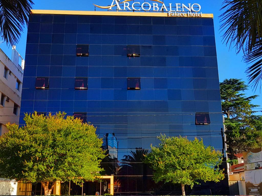 Hotel Arcobaleno Palace (Argentina Villa Carlos Paz ...