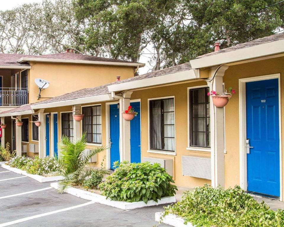 Rodeway Inn Monterey.