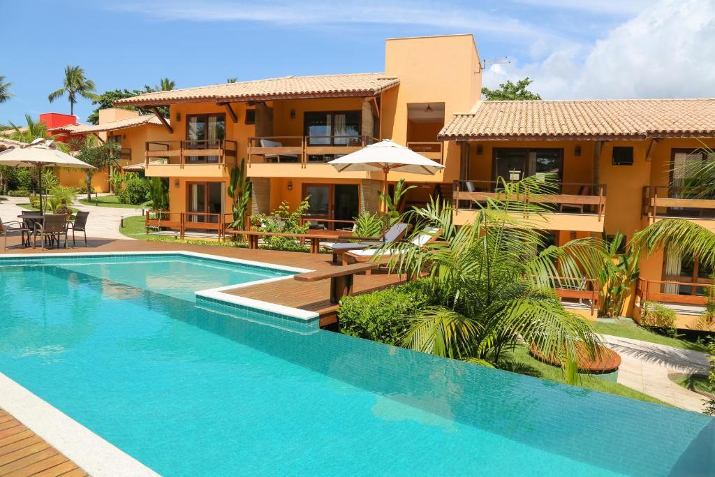 A piscina localizada em Residencial Cores Do Arraial ou nos arredores