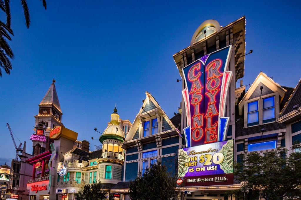 Best Western Plus Casino Royale On The Strip Las Vegas