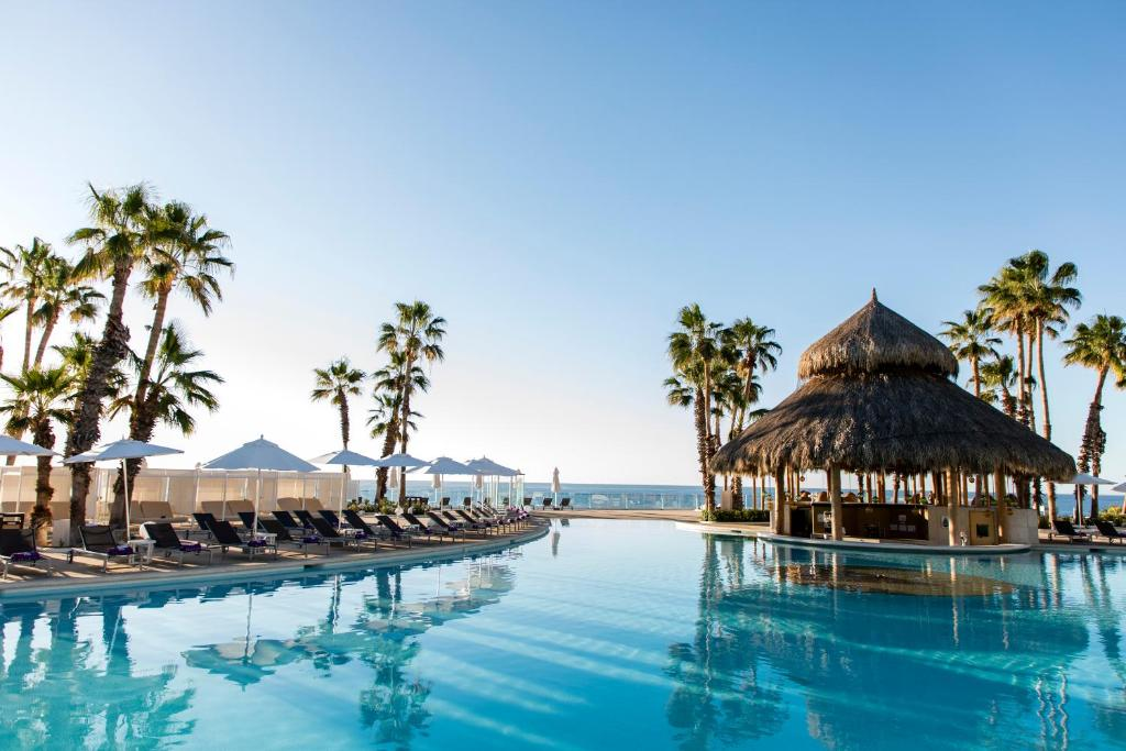 The swimming pool at or near Paradisus Los Cabos All Inclusive