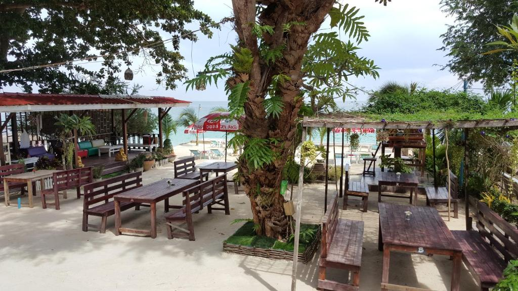 A restaurant or other place to eat at Viking holidays resort