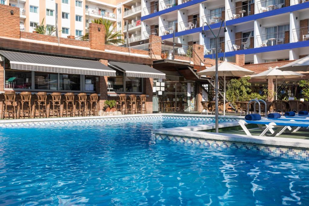 Hotel Htop Palm Beach Spa Lloret De Mar Spain Booking Com