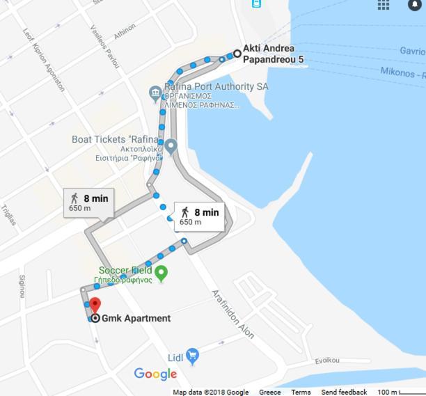 Gmk Apartment Rafina Updated 2020 Prices