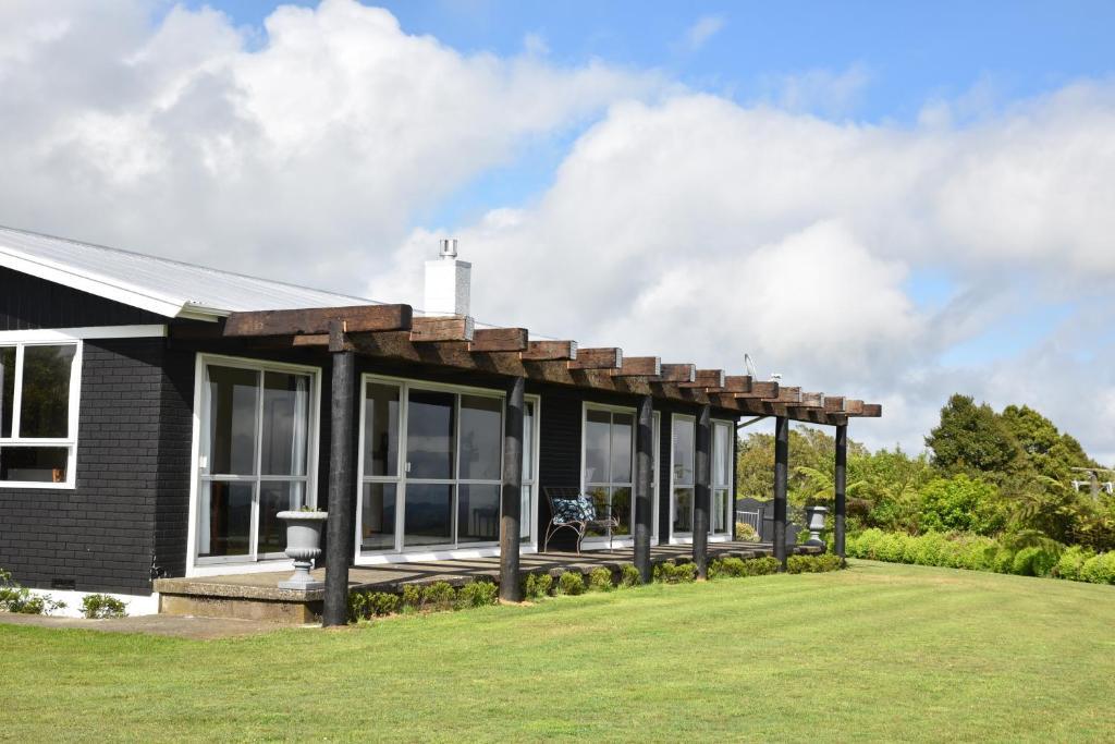 Waitomo Boutique Lodge