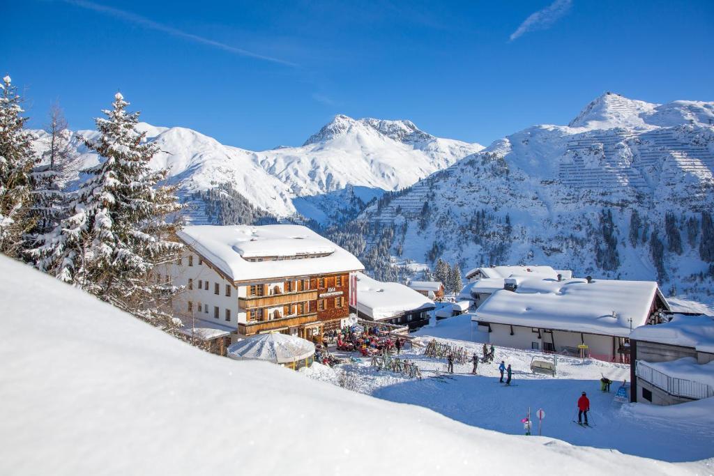 Hotel Ilga Lech Am Arlberg 2020 Legfrissebb Arai