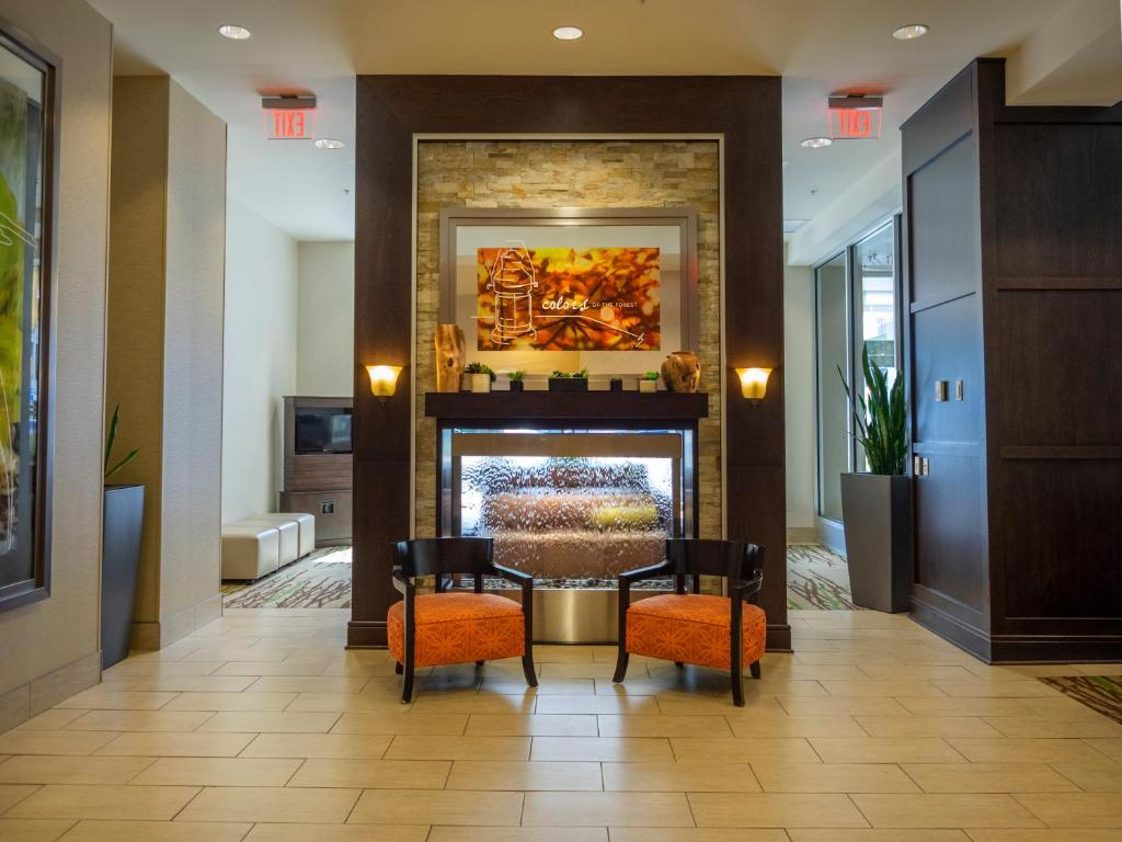 The Hilton Garden Inn Buffalo Downt Usa Buffalo Booking Com