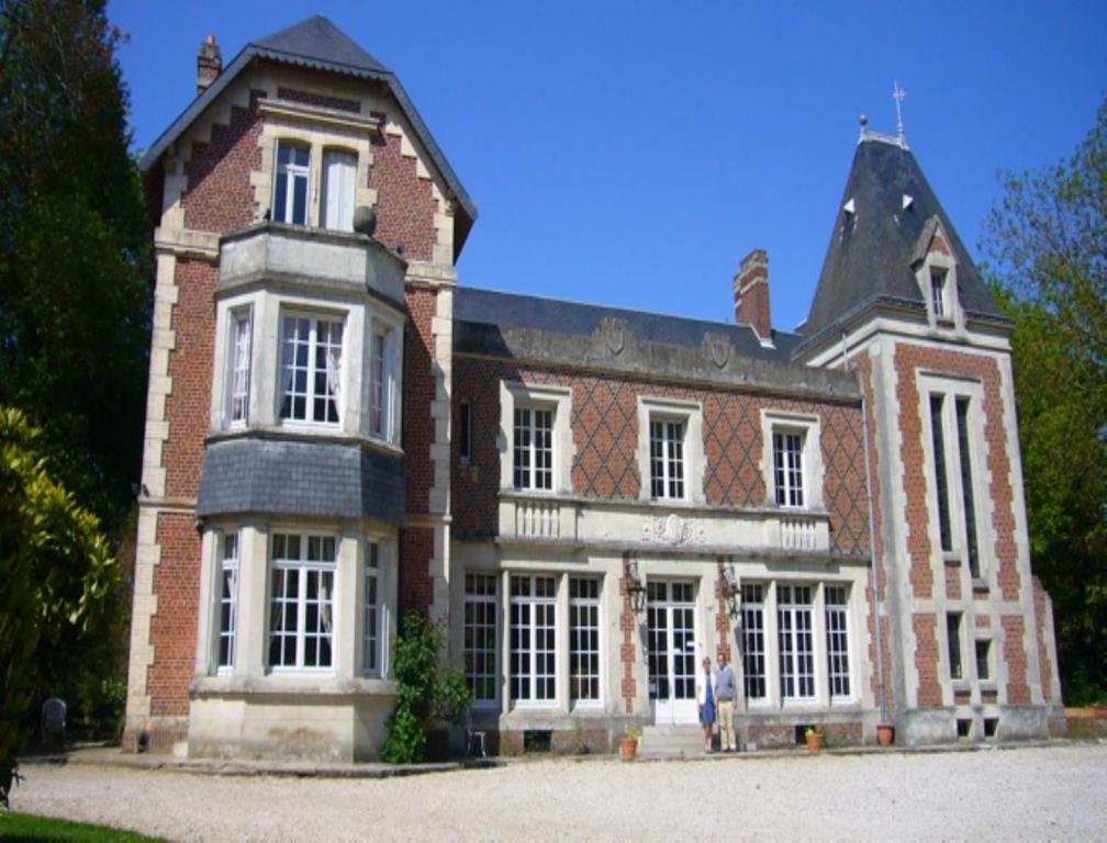 Chambres d'Hotes Château d'Omiécourt