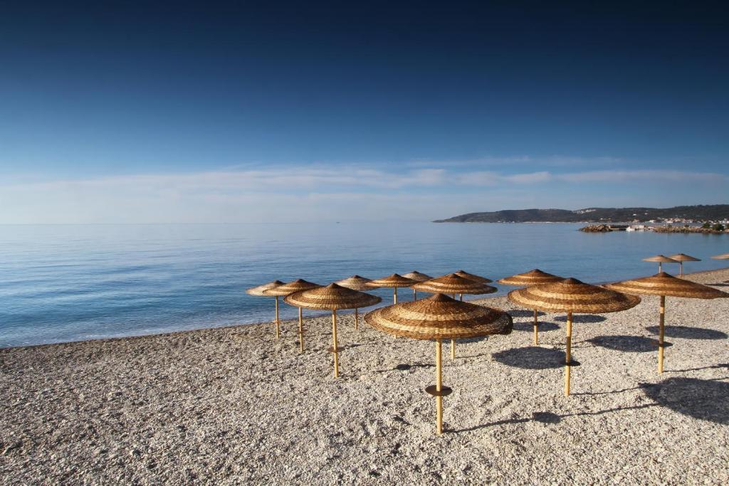 Ferienwohnung Ilioxenia Chios (Griechenland Paralia Agias ...