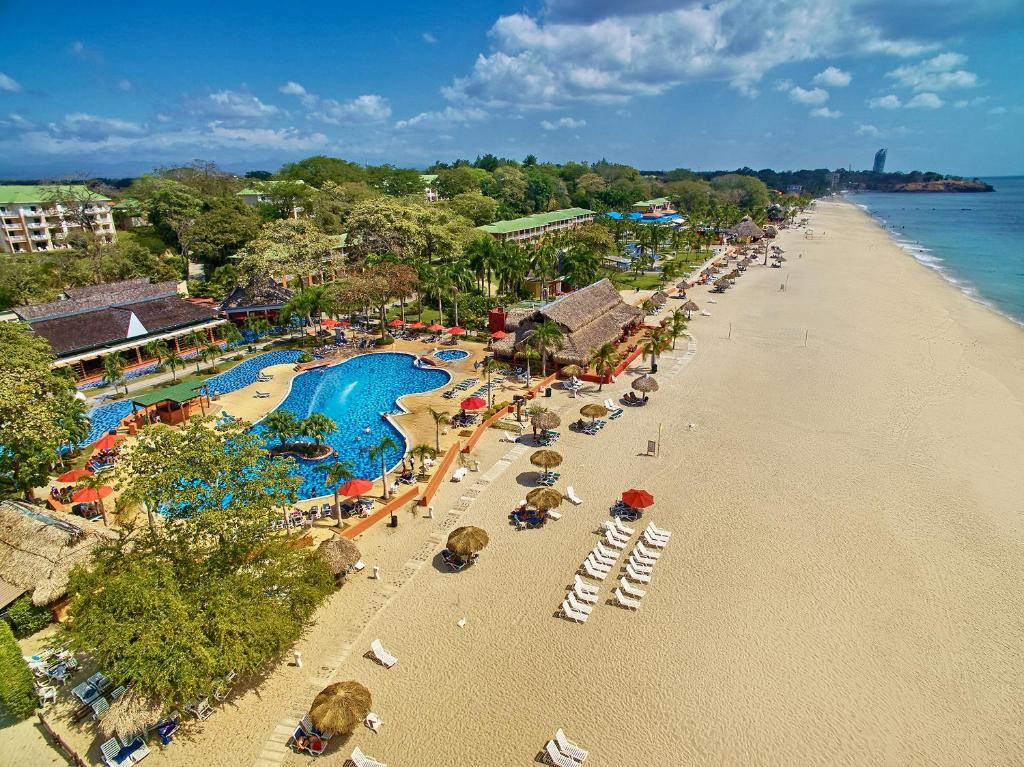 A bird's-eye view of Royal Decameron Panama All Inclusive Plus