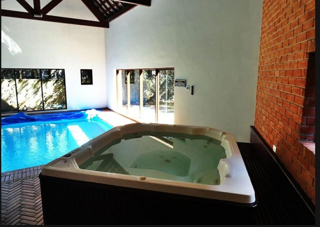Apartment Luxo no centro de Campos, Campos do Jordão, Brazil