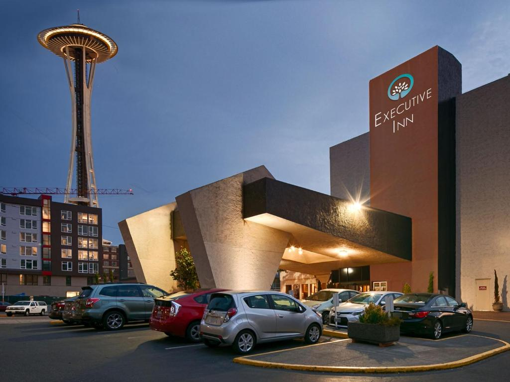Executive Inn By The Space Needle Seattle Wa Booking Com