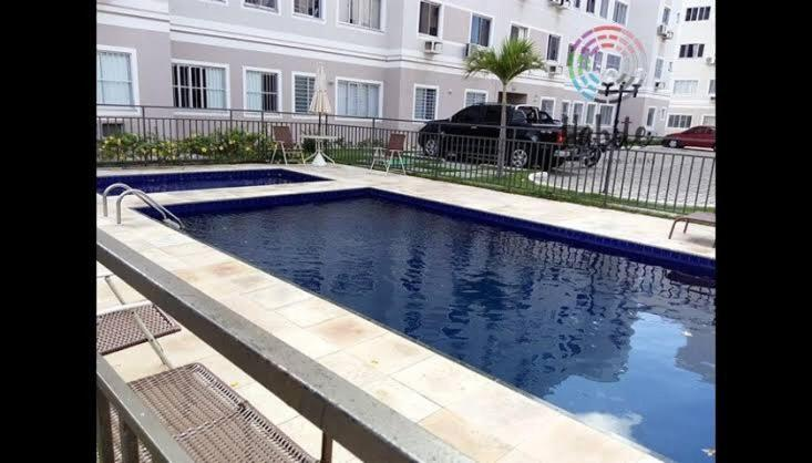 The swimming pool at or close to Apartamento