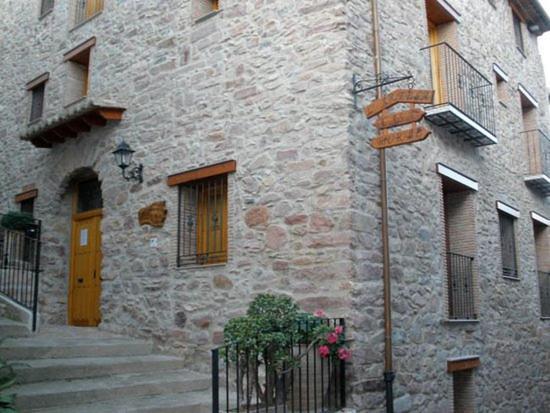 Budova, v ktorej sa penzión/hostinec nachádza