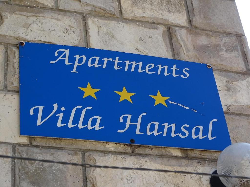 Logo ili znak apartmana