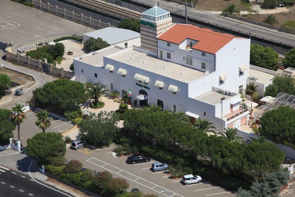Vista aerea di Hotel Vecchio Mulino