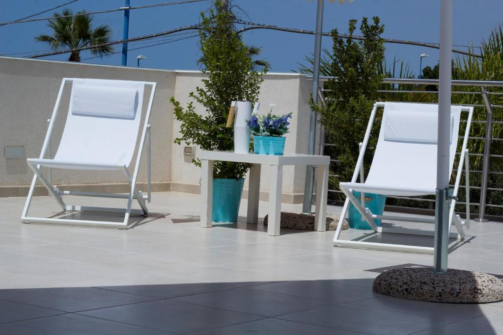Vacation Home La Terrazza Di Eraclea San Leone Italy