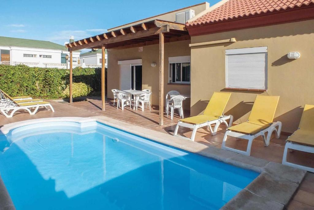 Villa Flo, Corralejo, Spain - Booking.com