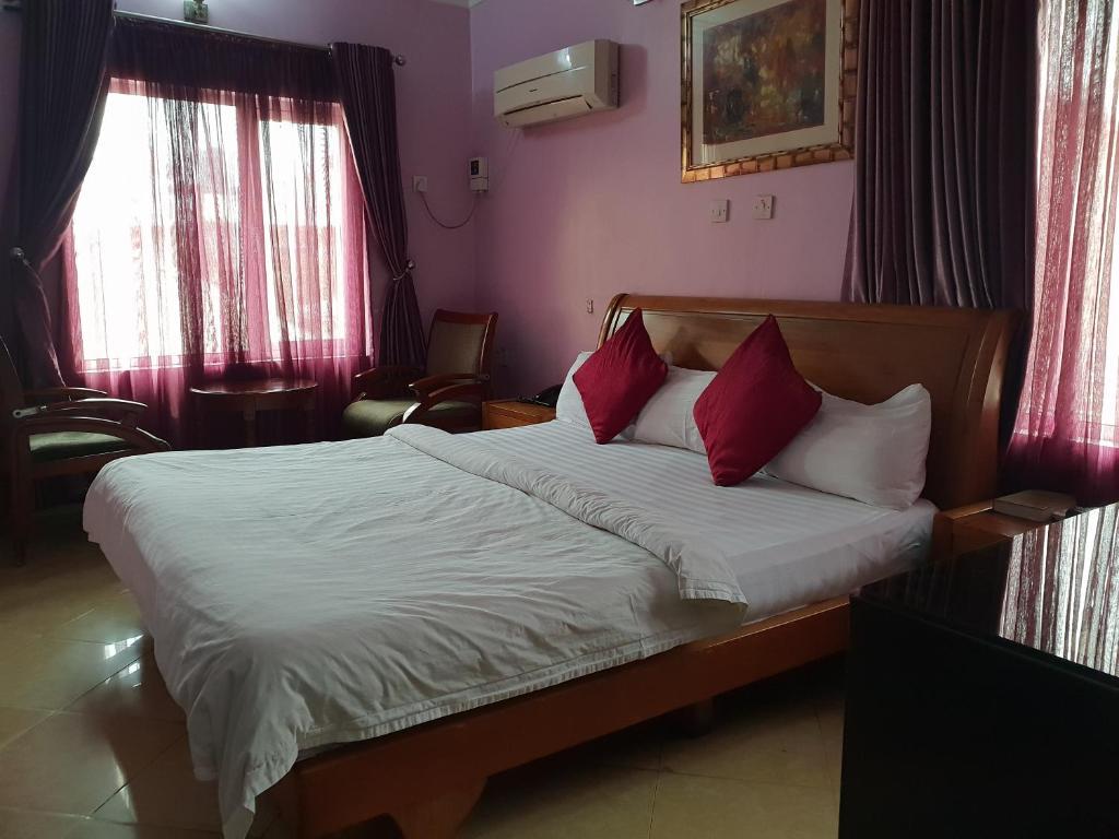 Hotel Brus View Suites, Lagos