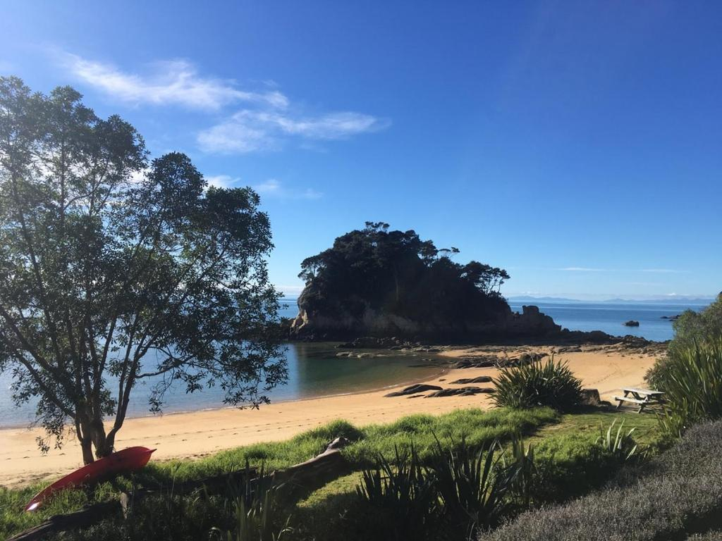 The Beachfront Bach
