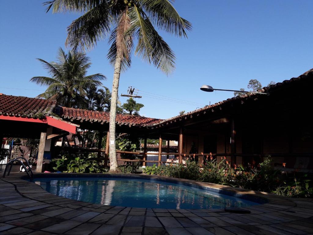 A piscina localizada em Recanto Da Virinha ou nos arredores