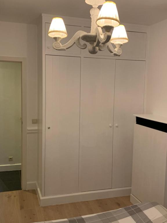 A bathroom at Apartment Thalassa