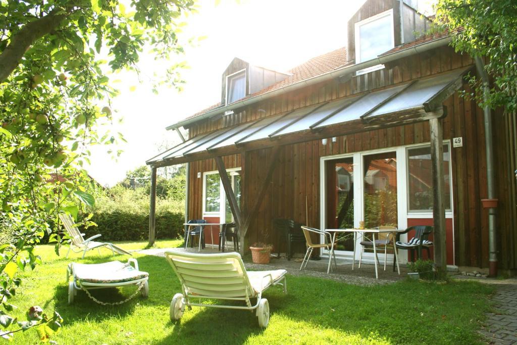 Ferienhäuser Schlossberg