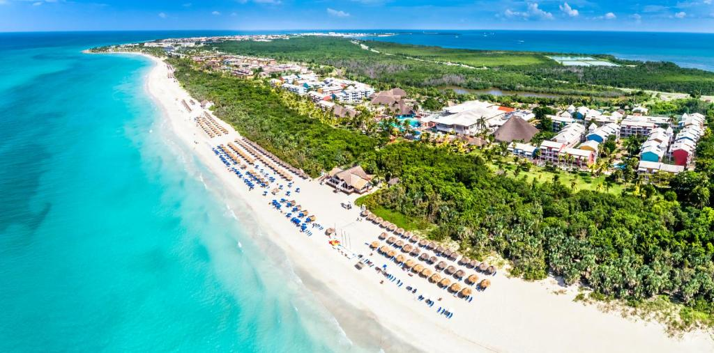 A bird's-eye view of Royalton Hicacos Adults Only - All Inclusive