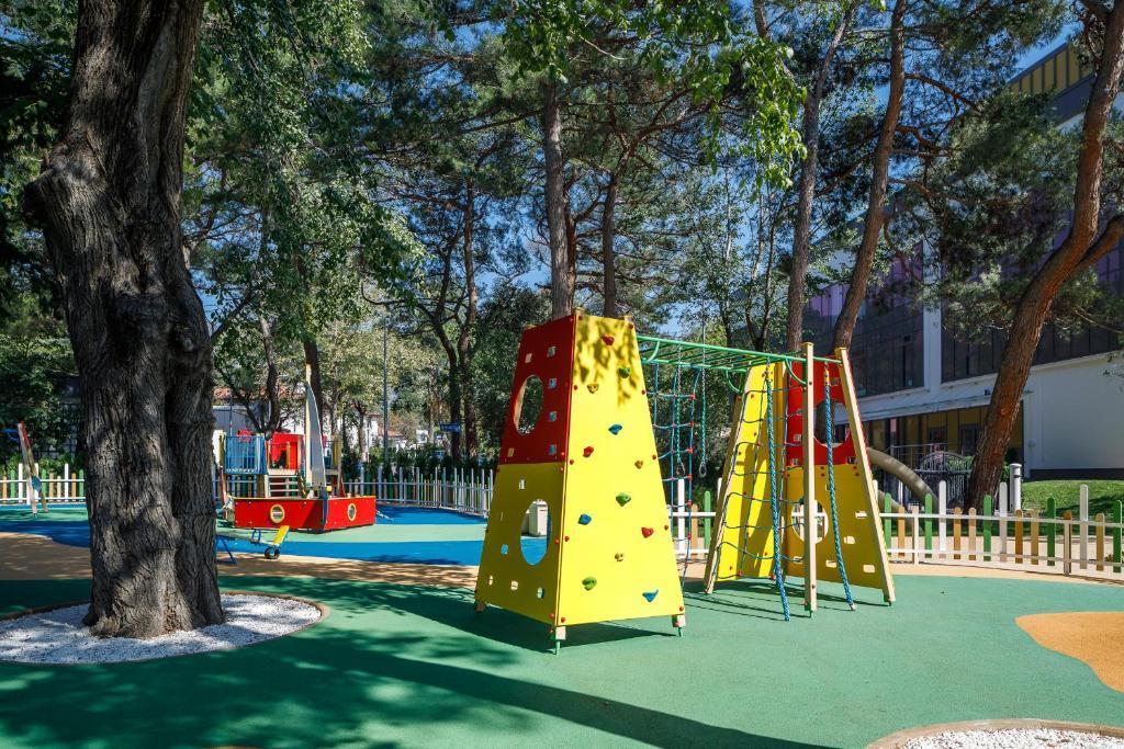 Детская игровая зона в Приморье Grand Resort Hotel