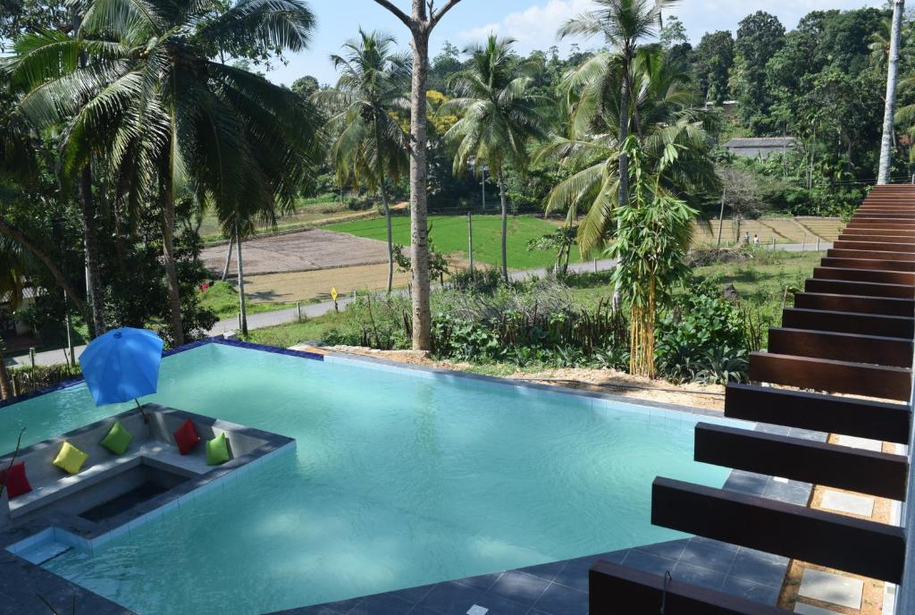 Muthu Nila villa- Mirissa