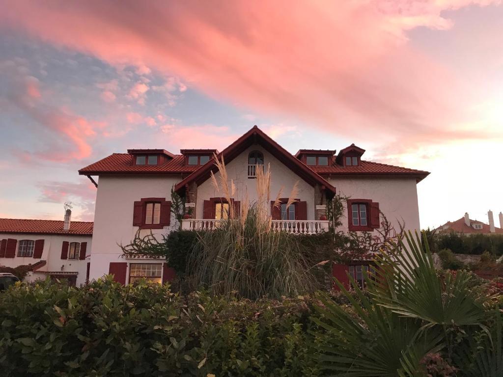 Villa Anvers Guethary (Frankrijk Bidart) - Booking.com