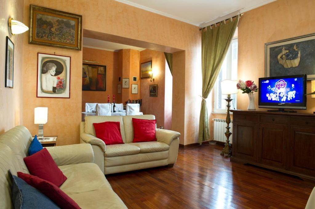 Appartamento Con Vista Su Roma Roma Prezzi Aggiornati Per