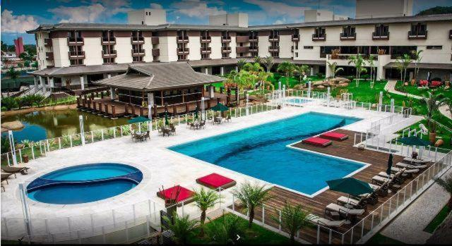 A view of the pool at LIFE RESORT or nearby