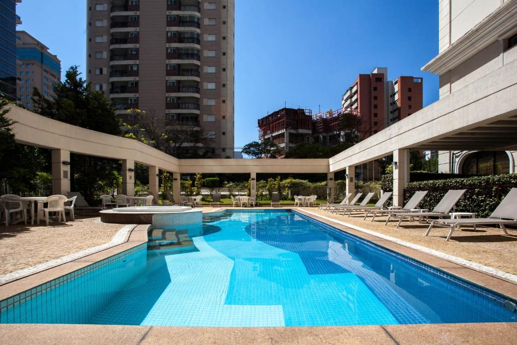 The World Vila Olimpia Sao Paulo Brazil Booking Com
