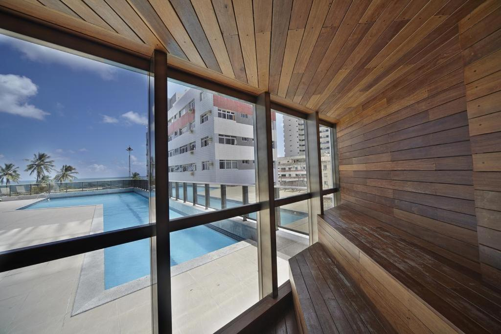 The swimming pool at or close to Beach Class International - Flat