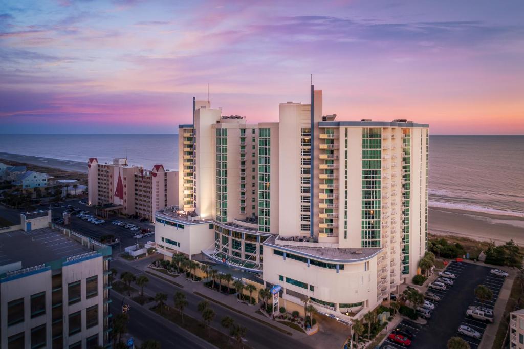 North Myrtle Beach Hotels >> Avista Resort Myrtle Beach Sc Booking Com