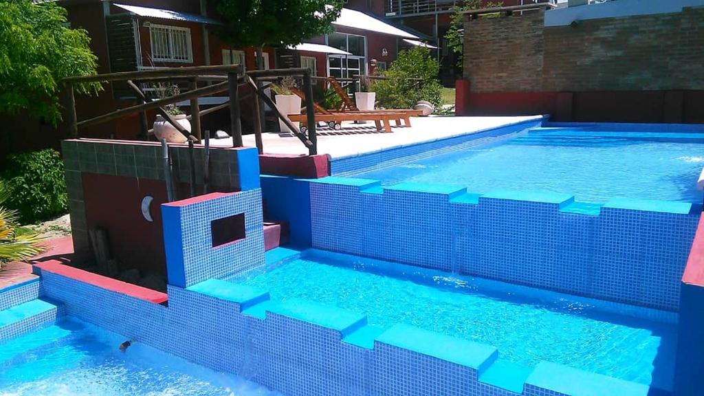 The swimming pool at or near Sierracielo