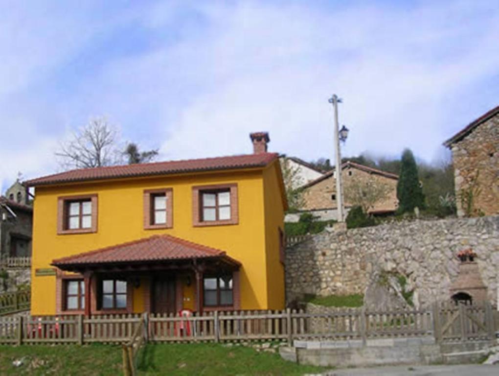 Casa de campo Casa Aldea Balcon los (España Arenas de ...