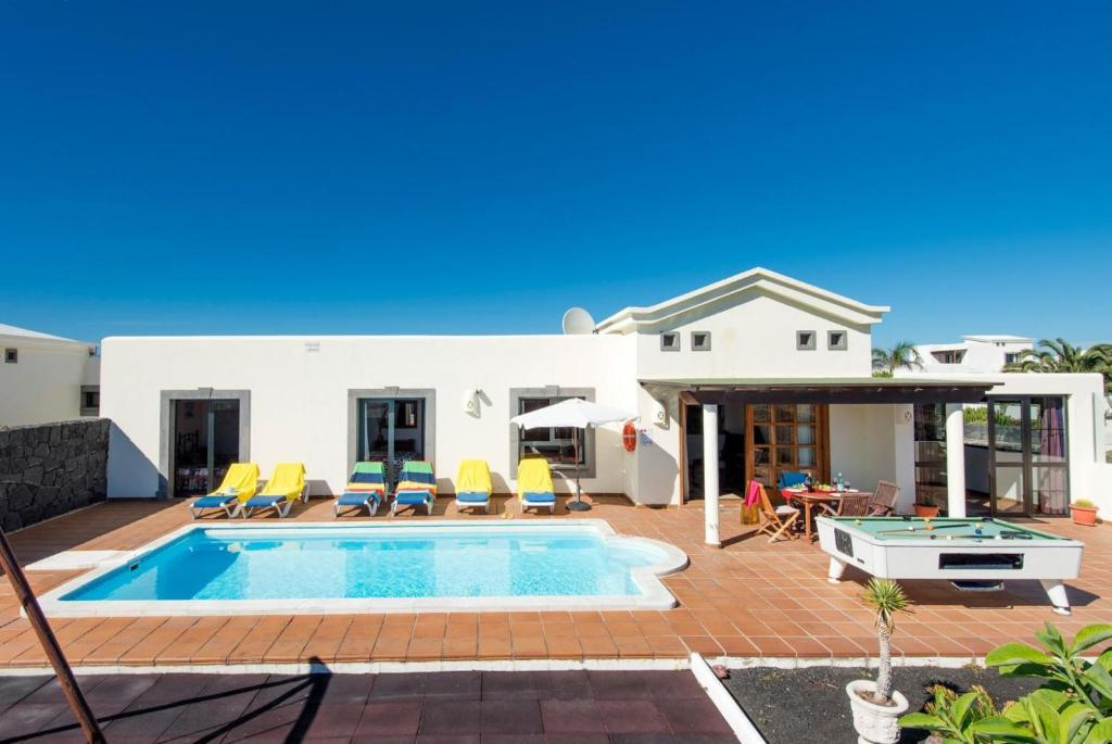 Villa Calma, Playa Blanca – Updated 2019 Prices
