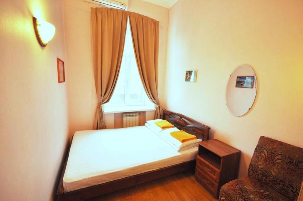 Cama o camas de una habitación en Avord Hostel