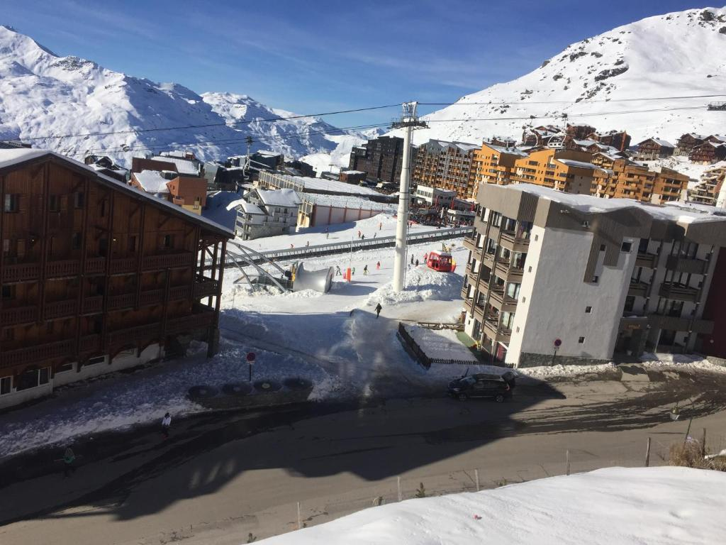 Appartement Plein Sud Frankrig Val Thorens Booking Com