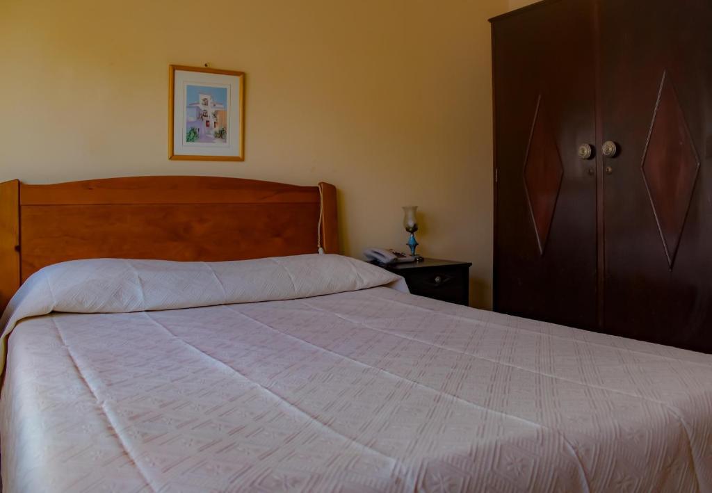 Cama o camas de una habitación en Telhadense