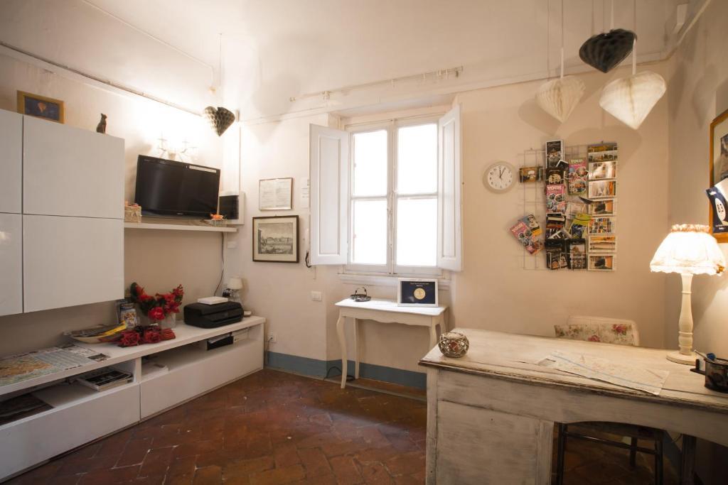 Una cocina o zona de cocina en David Inn