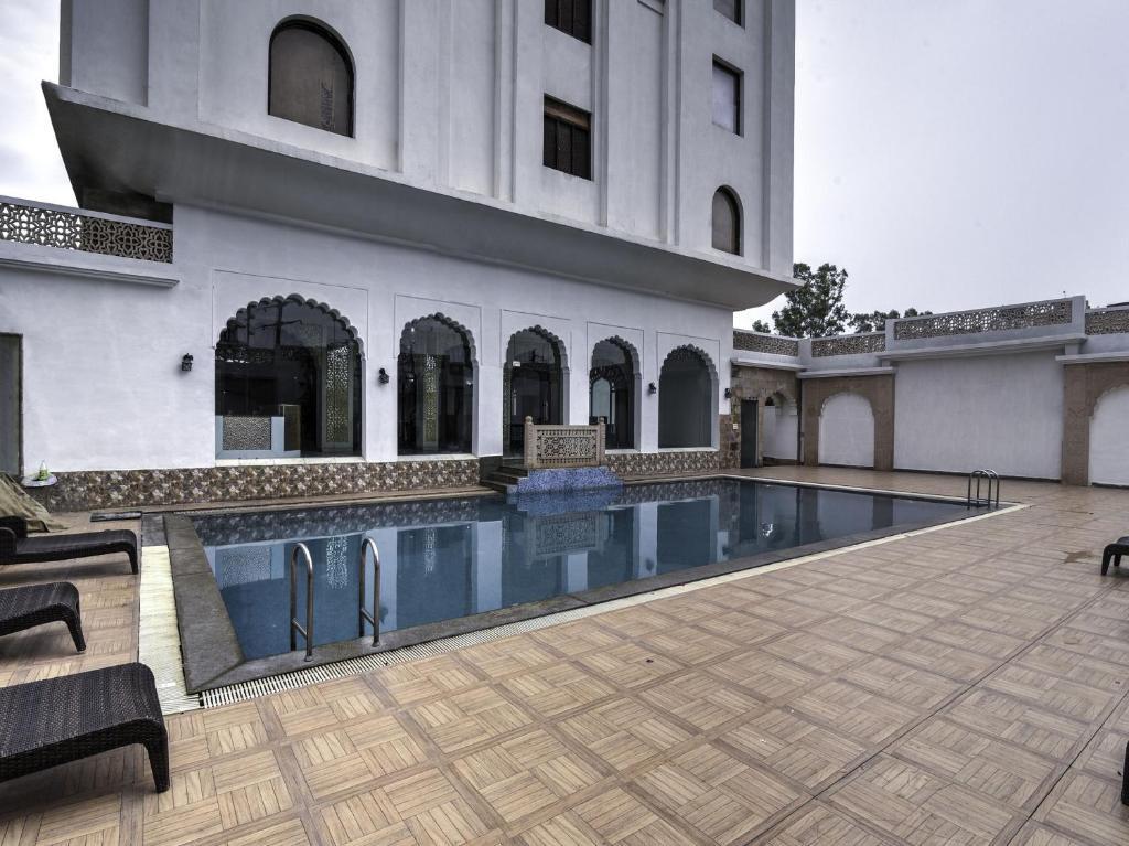 هتل آتکارش ویلاس آگرا